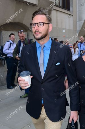 Editorial picture of Phone hacking sentencing, Old Bailey, London, Britain - 04 Jul 2014