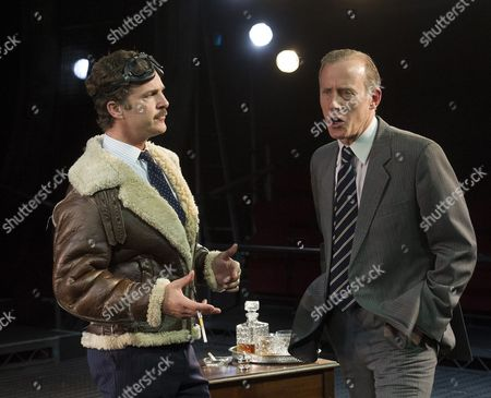 Dugald Bruce-Lockhart as David Hart, Andrew Havill as Peter Walker