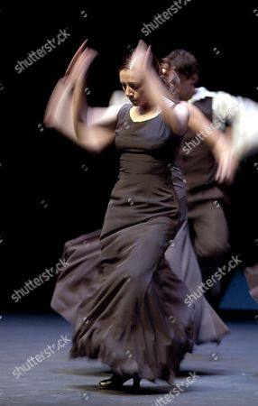 EVA YERBABUENA FLAMENCO AT SADLERS WELLS, LONDON - 09 JUL