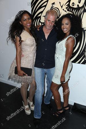 Shanica Knowles, Sammy Oriti and Chauntae Pink