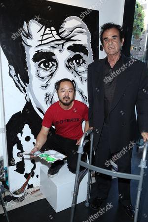 Jason Lee and Tony Tarantino