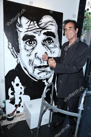 Editorial image of Tony Tarantino's Birthday Bash, Los Angeles, America - 04 Jul 2014