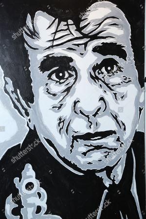 Tony Tarantino Portrait By Jason Lee
