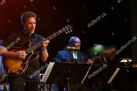 Alan Slutsky & Eddie Willis