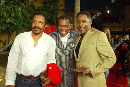 Editorial picture of 'STANDING IN THE SHADOWS OF MOTOWN' FILM SCREENING, LOS ANGELES, AMERICA - 03 SEP 2002