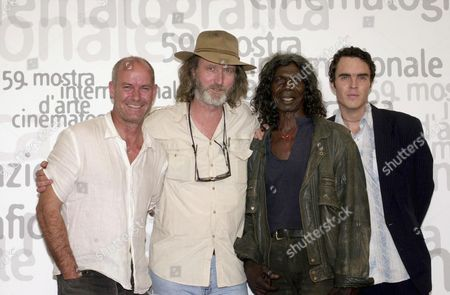 ROLF DE HEER, DAVID GULPILIL, GARY SWEET, DAMON GAMEAU