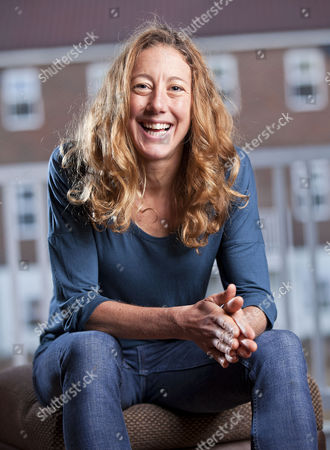 Editorial image of Chrissie Wellington in Worcester Park, London, Britain - 15 Apr 2014