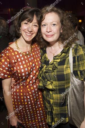 Amy Rosenthal and Taina Galis