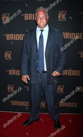 Editorial image of 'The Bridge' season 2 television premiere, Los Angeles, America - 07 Jul 2014