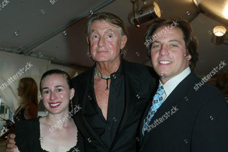 Joel Schumacher, Pamela Levine and Jeffrey Godsick