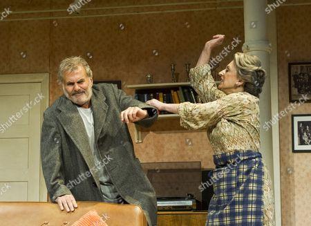 Maureen Lipman as Elli, Oliver Cotton as Billy