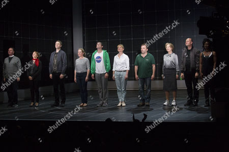 Editorial picture of 'The Curious Incident of the Dog in the Night-Time' play press night, London, Britain - 08 Jul 2014