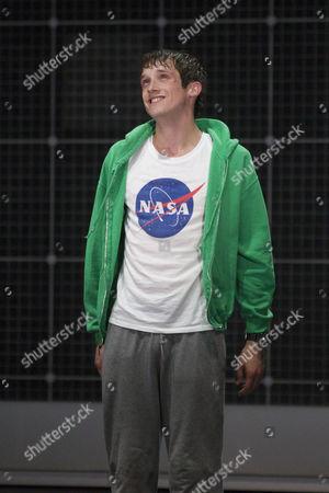 Graham Butler (Christopher Boone)