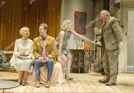 Miller, Marcia Warren as Miss Furnival, Shaun Evans as Harold, Robyn Addison as Carol, Jonathan Coy as Colonel Melkett