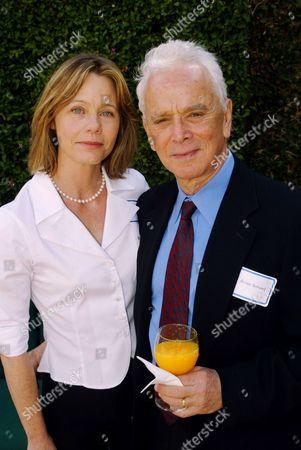 Susan Dey and Bernie Sofronski