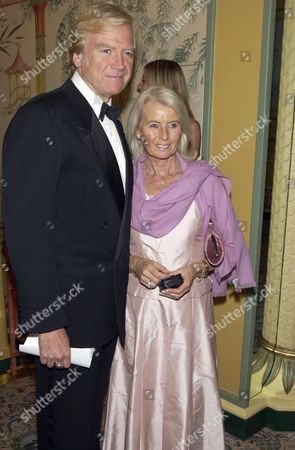 Editorial image of TRIBUTE DINNER FOR DON BLACK, DORCHESTER HOTEL, LONDON, BRITAIN - 29 SEP 2002