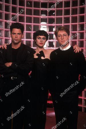 FILM STILLS OF 'BAD INFLUENCE' WITH 1990, CURTIS HANSON, INTERIOR, ROB LOWE, JAMES SPADER, LISA ZANE IN 1990