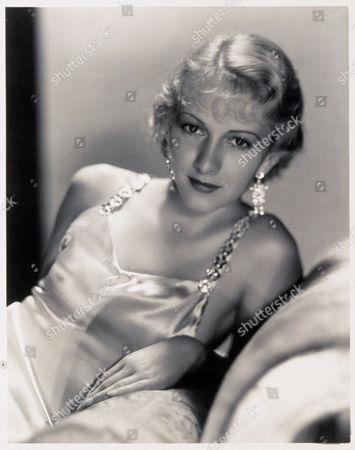 Stock Picture of FILM STILLS OF 1939, GEORGE HURRELL, KAREN MORLEY, SATIN LADIES IN 1939