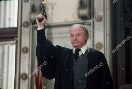 FILM STILLS OF 'AND JUSTICE FOR ALL' WITH 1979, GUN CRAZY, HAND GUN, NORMAN JEWISON, JACK WARDEN, WEAPONS IN 1979