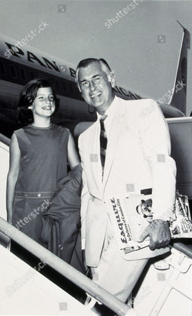 FILM STILLS OF 1966, FAMILIES (REAL), STEWART GRANGER, TRACY GRANGER, TRAVELS, ANGRY IN 1966