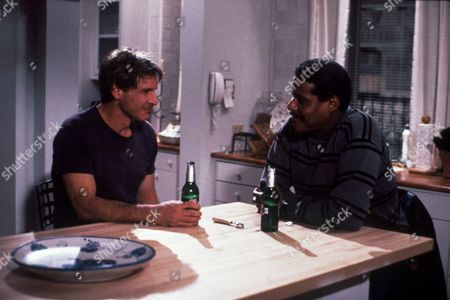 FILM STILLS OF 'REGARDING HENRY' WITH 1991, HARRISON FORD, MIKE NICHOLS, BILL NUNN IN 1991