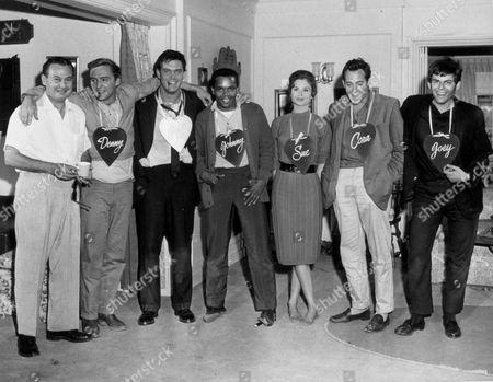 FILM STILLS OF 'KEY WITNESS' WITH 1960, COREY ALLEN, JOBY BAKER, ENSEMBLE, SUSAN HARRISON, DENNIS HOPPER, JEFFREY HUNTER, PHIL KARLSON, JOHNNY NASH IN 1960