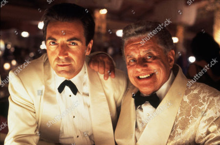 FILM STILLS OF 'MAMBO KINGS' WITH 1992, ARMAND ASSANTE, ARNE GLIMCHER, TITO PUENTE IN 1992