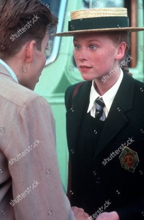 Stock Image of FILM STILLS OF 'POWER OF ONE' WITH 1992, JOHN G AVILDSEN, STEPHEN DORFF, FAY MASTERSON IN 1992