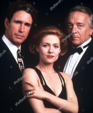 FILM STILLS OF 'NOTORIOUS' WITH 1992, JEAN-PIERRE CASSEL, JENNY ROBERTSON, JOHN SHEA IN 1992