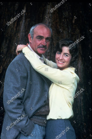 FILM STILLS OF 'FIVE DAYS ONE SUMMER' WITH 1983, BETSY BRANTLEY, SEAN CONNERY, FRED ZINNEMANN IN 1983
