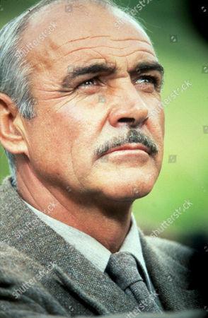 FILM STILLS OF 'FIVE DAYS ONE SUMMER' WITH 1983, SEAN CONNERY, FRED ZINNEMANN IN 1983