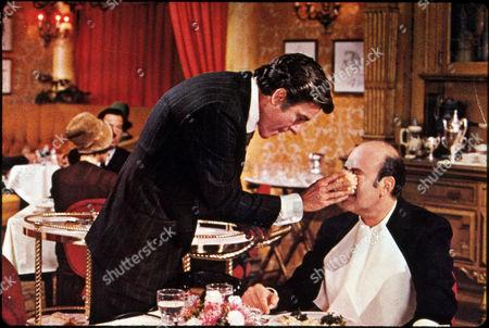FILM STILLS OF 'COMIC' WITH 1969, CARL REINER, DICK VAN DYKE IN 1969