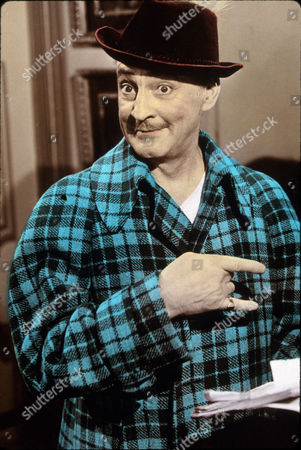 FILM STILLS OF 'GREAT PROFILE' WITH 1940, JOHN BARRYMORE, ROCK, SATAN, DEVILS HORNS, COMIC, CLOWNING, FUNNY FACE, FLANELETTE SHIRT, MOUSTACHE, EYES WIDE, HAT IN 1940