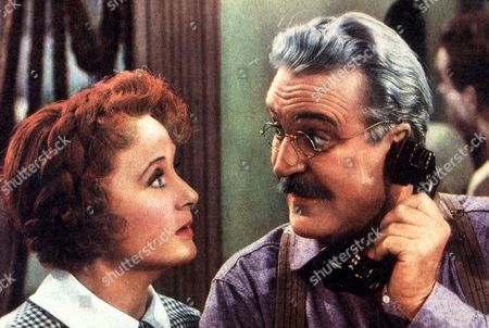 FILM STILLS OF 'GHOST COMES HOME' WITH 1940, BILLIE BURKE, FRANK MORGAN, WILLIAM THIELE IN 1940