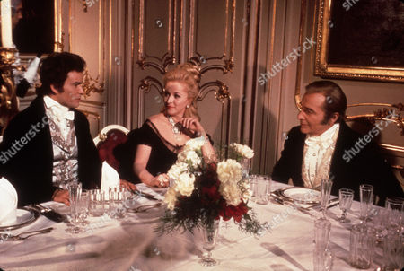 Stock Picture of FILM STILLS OF 'GREAT WALTZ' WITH 1972, ROSSANO BRAZZI, HORST BUCHHOLZ, MARY COSTA, ANDREW L STONE IN 1972