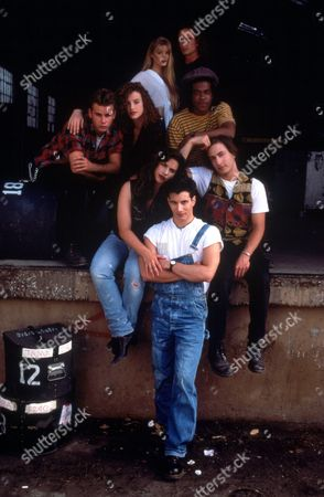 FILM STILLS OF 'HEIGHTS - TV' WITH 1992, ALEX DESERT, ENSEMBLE, KEN GARITO, CHERYL POLLACK, CHARLOTTE ROSS, SHAWN THOMPSON, ZACHARY THORNE, TASIA VALENZA, JAMES WALTERS IN 1992