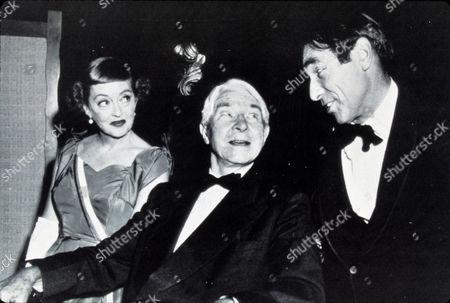 FILM STILLS OF 1959, BETTE DAVIS, MARRIED COUPLES, GARY MERRILL, CARL SANDBURG IN 1959