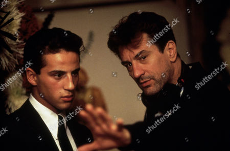 FILM STILLS OF 'BRONX TALE' WITH 1993, LILLO BRANCATO, ROBERT De NIRO IN 1993