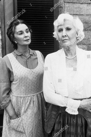 FILM STILLS OF 'THORN BIRDS' WITH 1983, DARYL DUKE, JEAN SIMMONS, BARBARA STANWYCK IN 1983