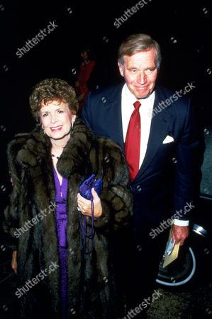 Lydia Clarke Heston and Charlton Heston