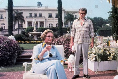 FILM STILLS OF 'ONCE IS NOT ENOUGH' WITH 1975, KIRK DOUGLAS, ALEXIS SMITH