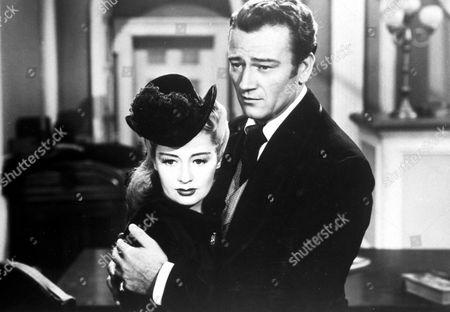 'LADY FOR A NIGHT' - 1942 John Wayne