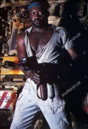 FILM STILLS OF 'ALIEN' WITH 1979, RIDLEY SCOTT, Yaphet Kotto