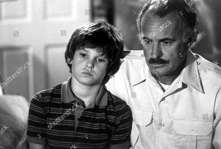FILM STILLS OF 'CLOAK & DAGGER' WITH 1984, DABNEY COLEMAN, RICHARD FRANKLIN, HENRY THOMAS IN 1984