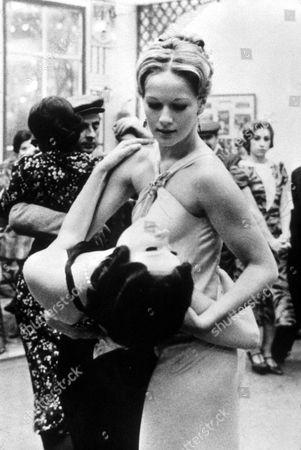 FILM STILLS OF 'CONFORMIST' WITH 1971, BERNARDO BERTOLUCCI, DOMINIQUE SANDA IN 1971