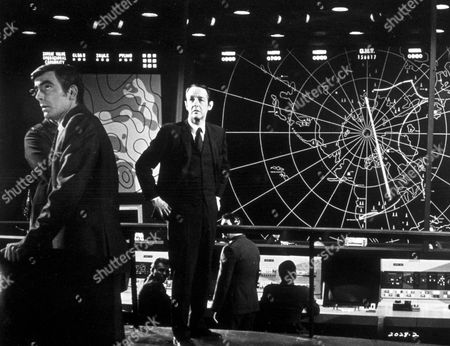 FILM STILLS OF 'COLOSSUS: THE FORBIN PROJECT' WITH 1970, ERIC BRAEDEN, JOSEPH SARGENT, WILLIAM SCHALLERT IN 1970