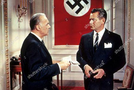 FILM STILLS OF 'FOUR HORSEMEN OF THE APOCALYPSE' WITH 1961, CHARLES BOYER, GLENN FORD, VINCENTE MINNELLI IN 1961