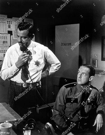 FILM STILLS OF 'LONELY ARE THE BRAVE' WITH 1962, WALTER MATTHAU, DAVID MILLER, WILLIAM SCHALLERT IN 1962