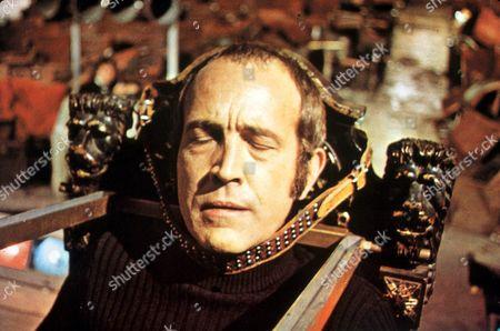 FILM STILLS OF 'THEATRE OF BLOOD' WITH 1973, IAN HENDRY, DOUGLAS HICKOX, HORROR, REVENGE IN 1973