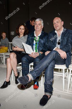 Editorial photo of Giambattista Valli show, Haute Couture Fall Winter 2014, Paris Fashion Week, France - 07 Jul 2014